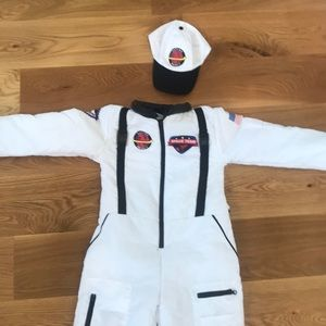 Space team children's place Halloween costume